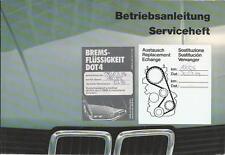 BMW 5er E28 Bedienungsanleitung 1984 Betriebsanleitung Handbuch M 535 BA