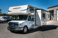 2018 Gulf Stream Conquest 6245 Gas Class C Motorhome small RV ford chassis
