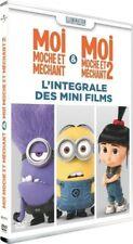 Moi moche et méchant & Moi moche et méchant 2 l'intégrale des mini films DVD
