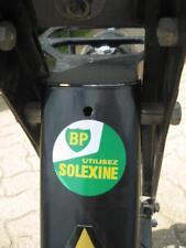 1 AUTOCOLLANT  SOLEXINE  PM  DIAMÈTRE 45mm  SOLEX VELOSOLE PEUGEOT MBK