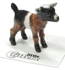More details for little critterz miniature porcelain animal figure pygmy goat kid