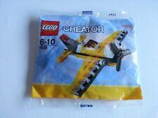 Lego Creator 7808 - Yellow Aeroplane