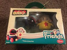 30385 Brio Friends Wooden Train Starla & Dotty Bug! New! Thomas