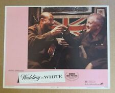WEDDING IN WHITE MOVIE POSTER LOBBY CARD #7 1973 ORIGINAL 11x14 CAROL KANE
