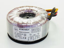 Ringkerntransformator Ringkerntrafo Lichttrafo 230V / 2x 12V 250VA Strobelt
