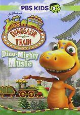 Dinosaur Train: Dino-Mighty Music DVD