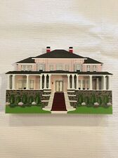 """Shelia's Collectible Wood House """"Anne Cotttage� C. 1996"""