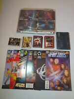 Star Trek Bundle-Collector Cards and Comics