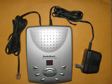 RadioShack digital telephone answering system TAD-3822 with remote code 43-3822