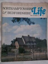 NORTHAMPTONSHIRE & BEDFORDSHIRE LIFE MAGAZINE AUGUST/SEPTEMBER 1971