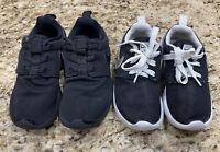 Preschool-toddler nike shoes bundle size 10- 2 Pairs!