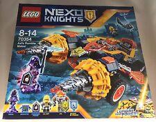 Lego Nex Axel Rumble / Maker 70354