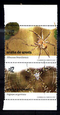 URUGUAY 2009 FAUNA INSECTS yv 2403-4 MNH