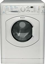 Hotpoint WDF740P Washer, All-in-One - White