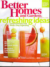 Better Homes and Gardens August 2009 Fresh Fruit Quench