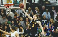 Nate Wolters Signed 4x6 Photo South Dakota Jackrabbits NCAA NBA Milwaukee Bucks