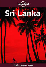 Sri Lanka (Lonely Planet Travel Guides), Wheeler, Tony | Paperback Book | Good |