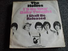The Hollies-I´ll be your Baby tonight 7 PS-Made in Germany