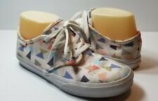 Vans Missy Triangle Ivory Womens Shoes - Size 4