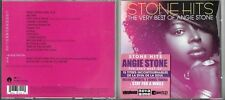 CD 15T INCLUS BONUS TRACKS STONE HITS THE VERY BEST OF ANGIE STONE FRENCH STICK