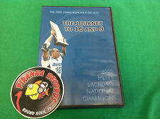The Journey to 16 And 0 The Johns Hopkins Blue Jays Lacrosse DVD Piranha Records