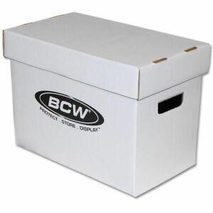 Magazine & Document Storage Box, Cardboard