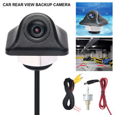 Car Rear View Backup Camera 170° Angle Parking Dash Cam Night Vision Waterproof