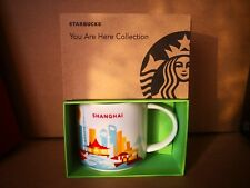 new Starbucks 2017 China Yah Shanghai You Are Here Mug