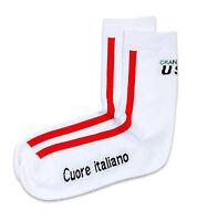 BLACK Pissei CUORE ITALIANO SuperRoubaix Fleece Cycling Arm Warmers