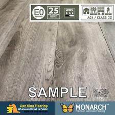AC4 LAMINATE FLOORING /FLOATING FLOOR  E0 Rating :Slate Grey (SAMPLE)