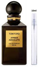 Tom Ford Amber Absolute 10ml Spray Eau De Parfum EDP Sample Atomiser - NOT 5ml