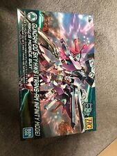 Bandai Divers Gundam 00 Sky HWS Trans-Am Infinity Mode HG 1/144 Model Kit USA