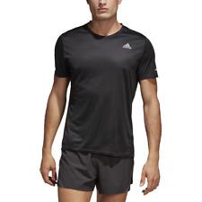 Adidas Men T-Shirt Running Own The Run Tee Training Fitness Workout Gym CG1953
