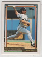 1992 Topps Gold Baseball San Diego Padres True Team Set with Traded (32 cards)