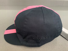 Rapha Cycling Cap Black/Pink Size Medium/Large Brand New With Tag