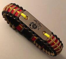 USMC *  Paracord Bracelet * Marine Corps