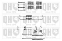 Brake Shoe Fitting Kit fits FORD ESCORT Mk6 1.8D Rear 93 to 01 QH Quality New