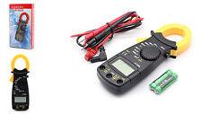 Pinza Amperimetrica Multimetro Polimetro Amperimetro Voltimetro Digital 2340