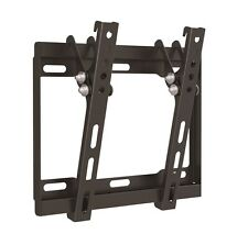"Tilt TV Wall Mount Bracket 75x75 100x100 200x100 200x200mm VESA 23"" - 42"" PK201"