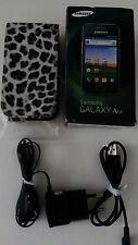 Samsung  Galaxy Ace GT-S5830 - Onyx Black (Ohne Simlock) Smartphone