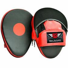 Boxing Mitts MMA Target Focus Pad Training Glove Karate Thai Kick Muay