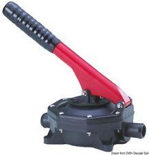 Manual Bilge Pump Handpump Waste Water Transfer Boat Fixed Lever Handle Osculati