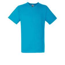 Fruit of the Loom Oversized V-Neck T-Shirts for Men