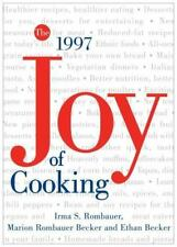 The Joy of Cooking by Irma S. Rombauer, Cookbook 1997