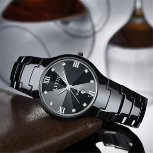 Men's Watch Wristwatches Ceramic Watches With Date Quartz Waterproof