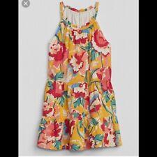 Baby Gap Floral Halter Dress 5T NWT msrp$34.95