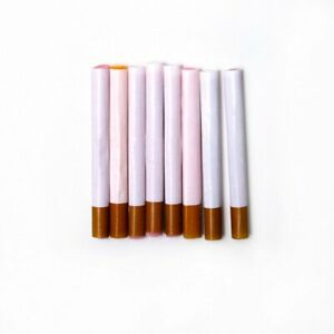 Bubble Gum candy Cigarettes Nostalgic They Blow Smoke 24 packs world confections