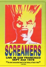 The Screamers - Live in San Francisco Sept 2nd 1978