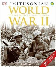 New: World War II: the Definitive Visual History Hardcover Book