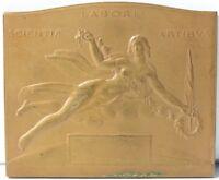 Medalla de Bronce - Exposición Universal de Bruselas - 1935 - 8 X 6,5CM